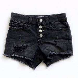 Old Navy Distressed High Waisted Shorts Size 5